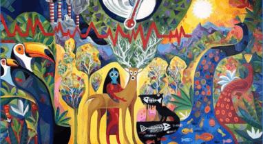 Η τέχνη στην υπηρεσία της παγκόσμιας υγείας μέσω του Healing Arts Initiative, σε συνεργασία με τον ΟΗΕ