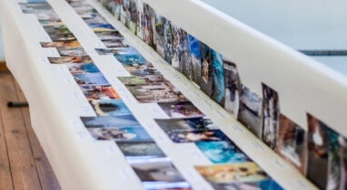 Ταξίδι στον ψυχισμό: Αλληλουχίες συμβολικών εικόνων στη Θεραπευτική Φωτογραφία